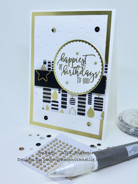 Broadway Bound from Stampin' Up!