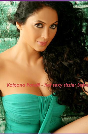 Kalpana Pandit Hot Sexy Sizzler Babe