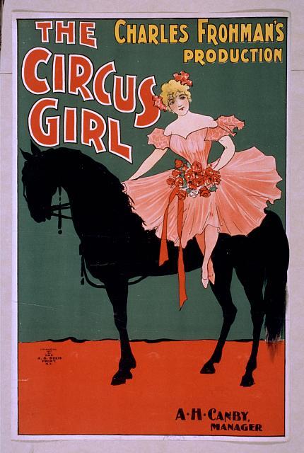 Circus Vintage Posters 36