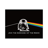 Star Wars Pink Floyd Dark Side Moon