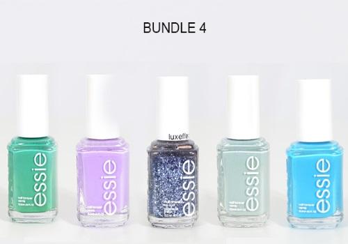 Wagjag Essie Nail Polishes Bundle $27 ($67 Value)