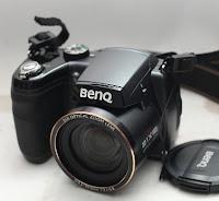 harga jual Kamera Bekas, Benq GH700 Prosumer
