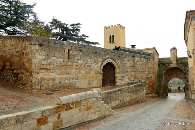 Puerta del Obispo y Casa del Cid, Zamora