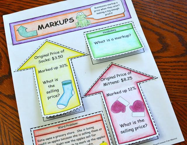 Markup Foldable