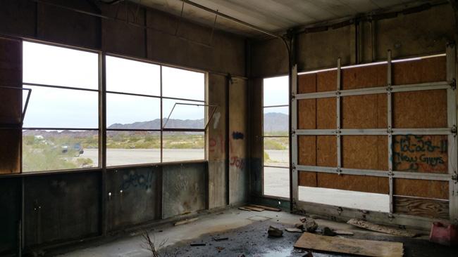 Desert Center, California ghost town