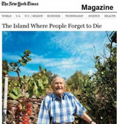 Οι γιατροί του έδιναν 9 μήνες και του πρότειναν χημειοθεραπείες — Αυτός πήγε στην Ικαρία και έζησε μέχρι τα 102