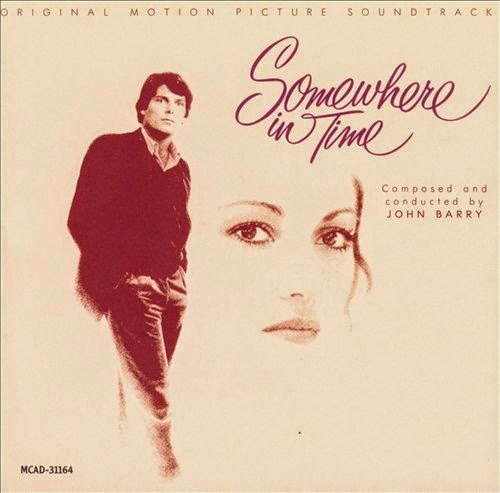 Somewhere In Time (Score) cover - John Barry