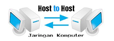 Pengertian dan Fungsi Host to Host dalam jaringan komputer