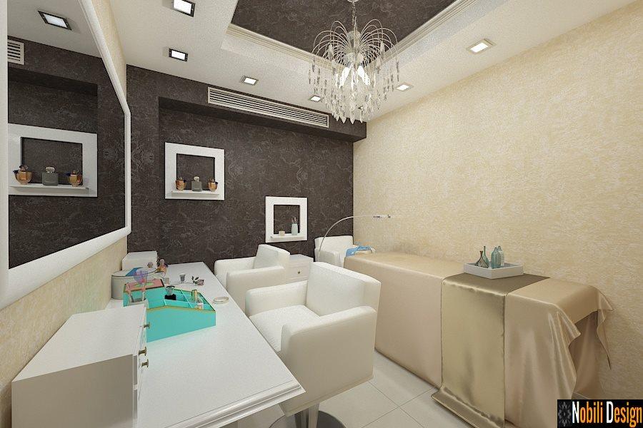 Amenajari Interioare saloane de infrumusetare - Amenajare salon cosmetica  - Timisoara
