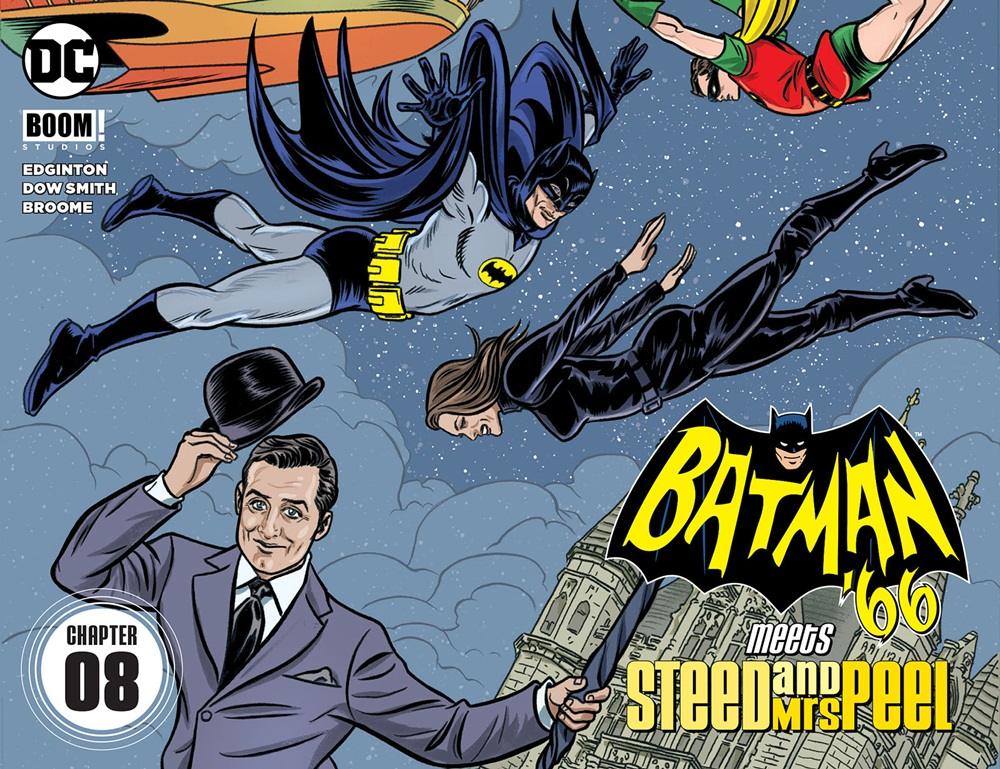 Batman '66 Meets Steed and Mrs Peel 008 (2016) | Vietcomic.net reading comics online for free