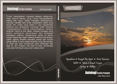 Cover Buku Antologi Cerita Pendek by Yudi Prastiawan