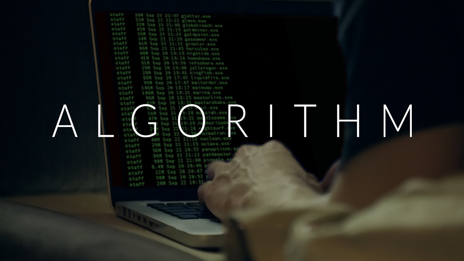 Algorithm - The Hacker Movie