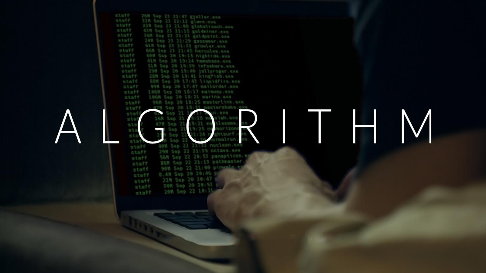 Algorithm - The Hacker Movie