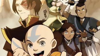 La Promesa, Parte I - Avatar: La leyenda de Aang [Comic]