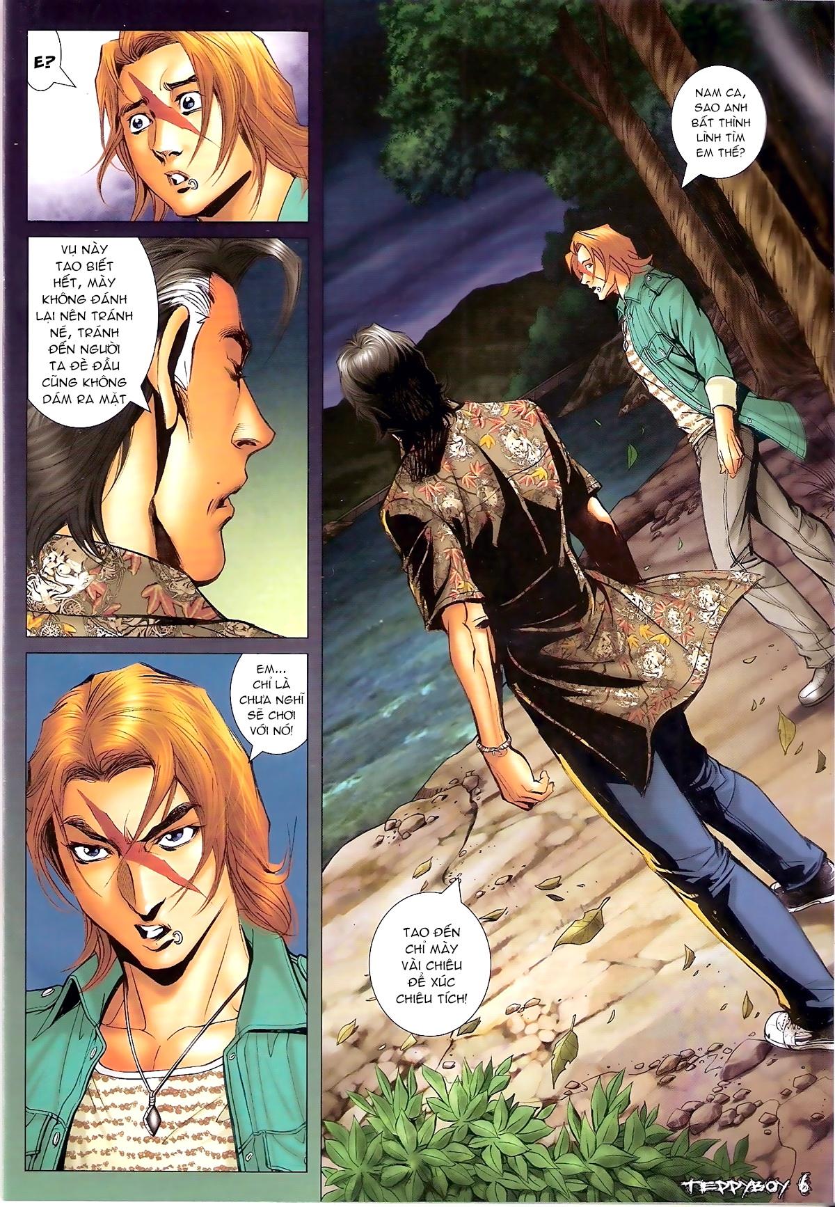 Người Trong Giang Hồ - Chapter 1336: Sát cánh cùng lên - Pic 4