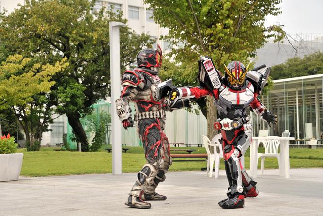 Kamen Rider Zi-O Episode 6 - 555・913・2003