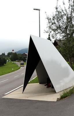 Designer Bushaltestellen Krumbach