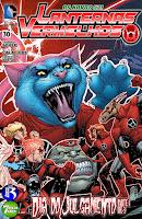 Os Novos 52! Lanternas Vermelhos #30