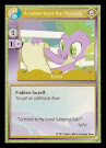 My Little Pony A Letter from the Princess CCG Cards