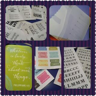 bible journaling kit collage 1
