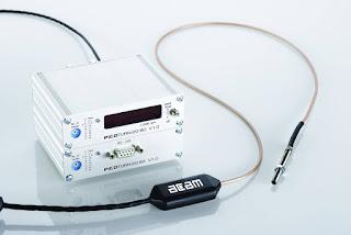 Sistema da laboratorio per acquisizione giri turbocompressore