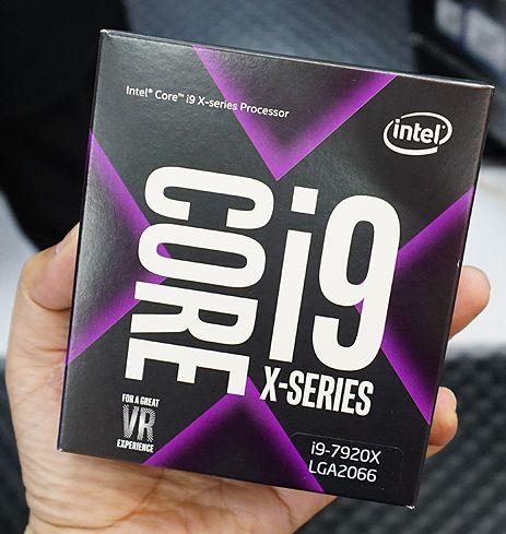 Twelve-core Core i9-7920X got to Japanese retailTwelve-core Core i9-7920X got to Japanese retail