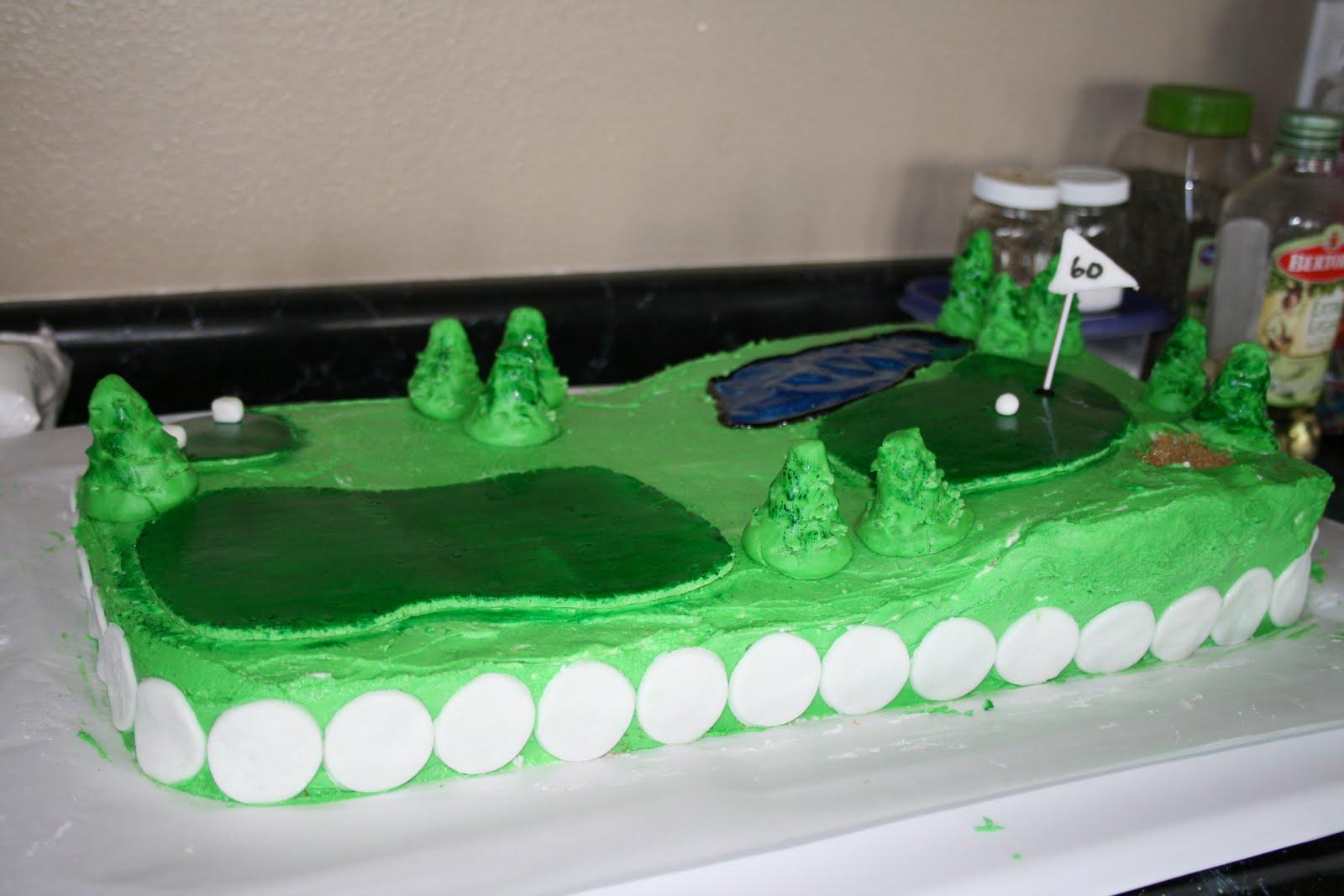 Briggs Kitchen My Dad S 60th Birthday Cake