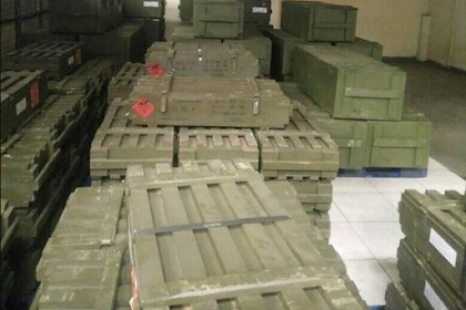 Puluhan TNI Amankan Senjata Impor Milik Polri, Jika Tidak Sesuai Spesifikasi, Akan Dikembalikan ke Negara Asal