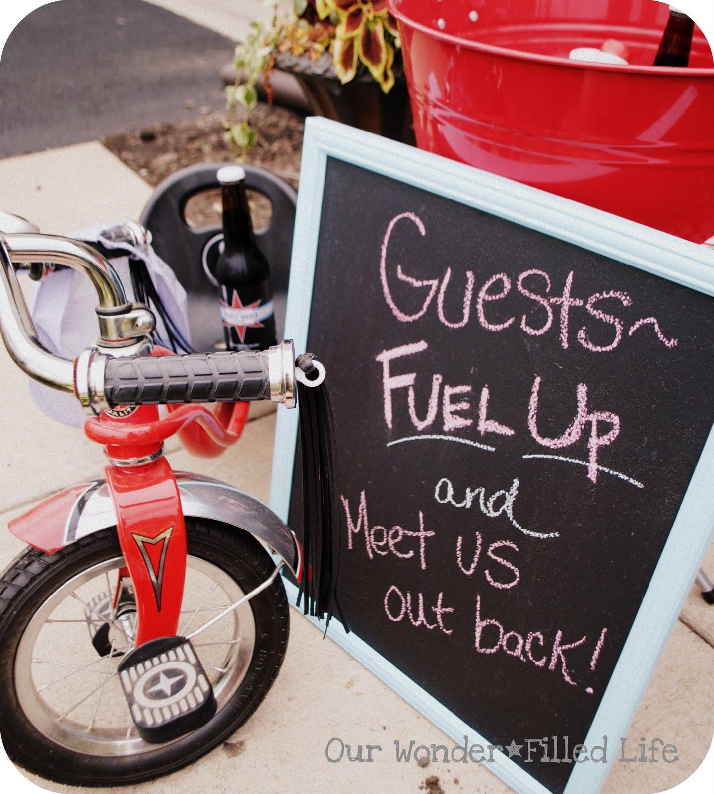 Kara S Party Ideas Transportation Bicycle Bike Train