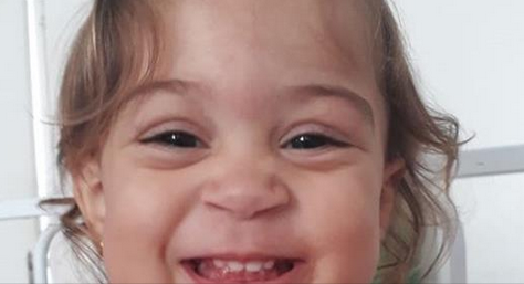 Criança de 1 ano, natural da cidade de Piranhas,  precisa de doação de sangue para tratamento de leucemia