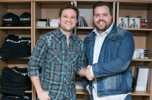 ARKANSAS NATIVE DAVID ADAM BYRNES SIGNS WITH SILVERADO RECORDS