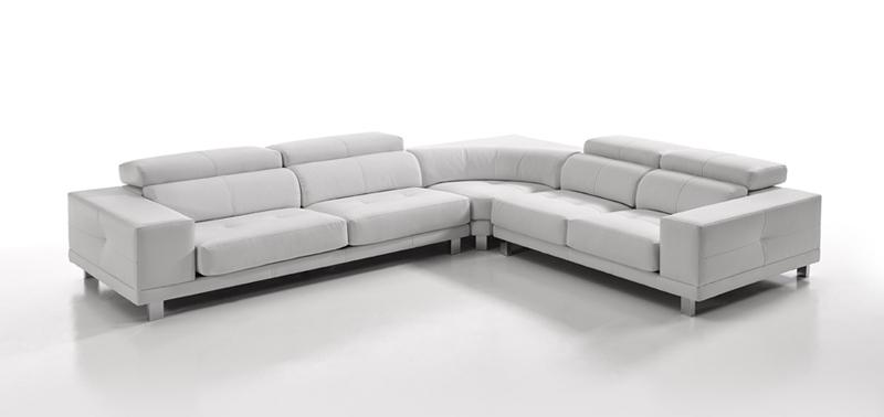 Hogar diez mejores sof s para decorar un sal n - Sillones de esquina ...