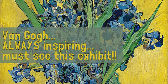 Van gogh is blooming in #nyc #metVanGogh @metmuseum via @schulmanArt http://schulmanart.blogspot.com/2015/06/whats-blooming-metmuseum-van-gogh-thats.html