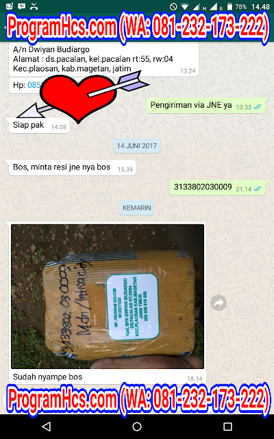 SOC HCS Magetan