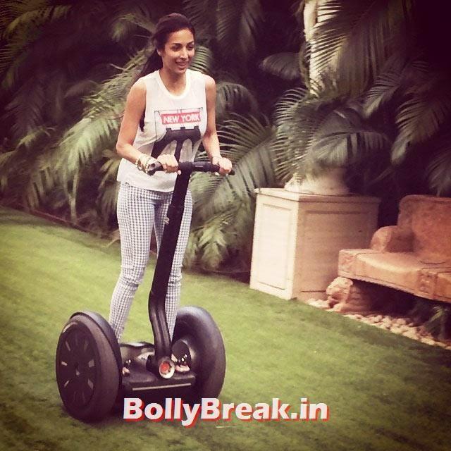Malaika Arora Khan, Real Life Pics of Malaika Arora - Home, Beach, Bikini, Friends, Family & Modelling Days