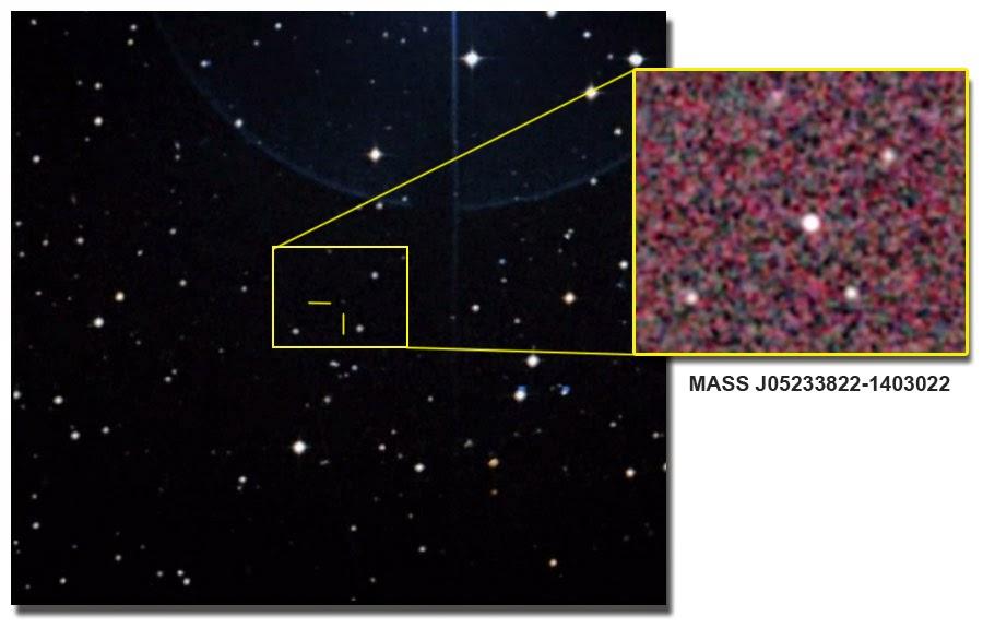 a menor estrela que existe no universo