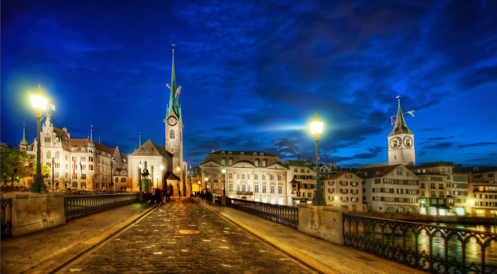 European City Wallpapers