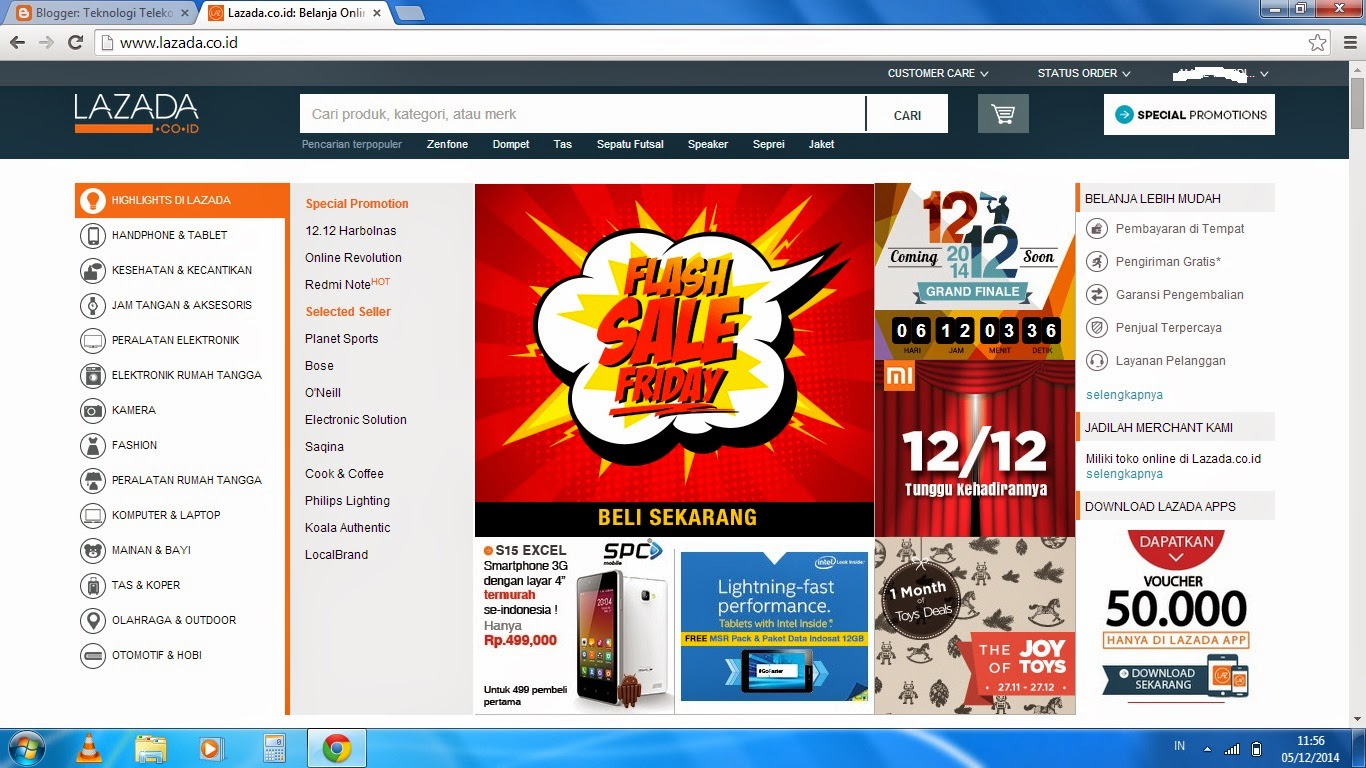 Tips Aman Belanja Online di Lazada.co.id | Let's Stop Gaptek
