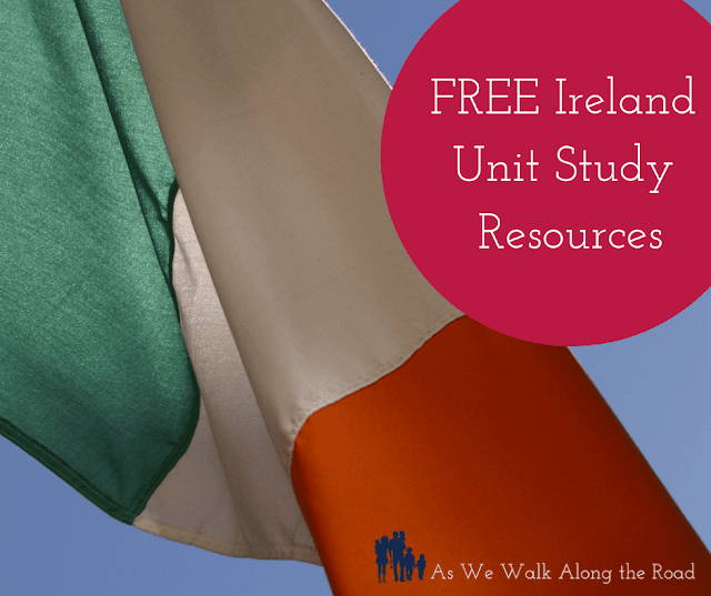 Free Ireland unit study resources