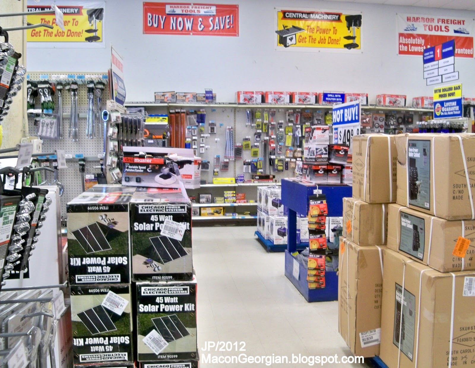 Harbor Freight Tools Wholesale