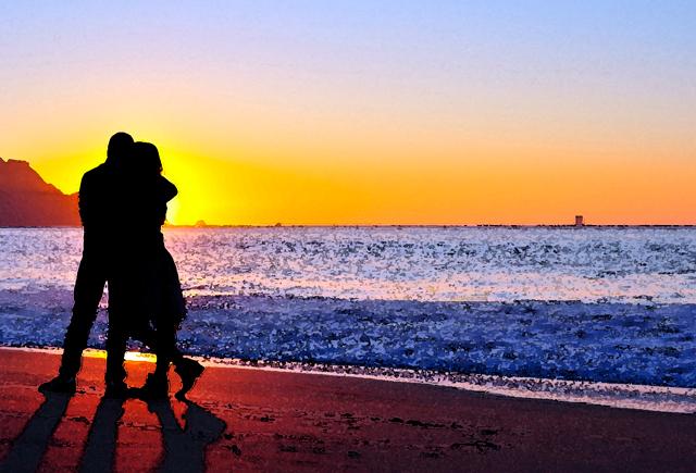 Amor em Aquarela Imagem