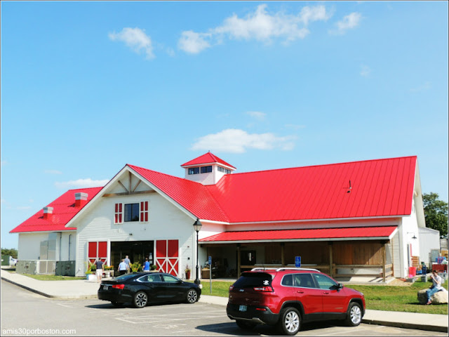 Granjas de New Hampshire: Applecrest Farm Market