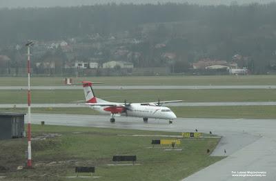 De Havilland Canada DHC-8-400, OE-LGN, Austrian Airlines