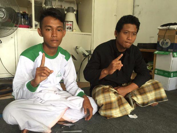 Cerita 2 Remaja Banyuwangi Bersepeda ke Reuni 212, Dianggap Tak Waras Hingga Dimintai Doa