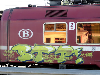 btp graffiti