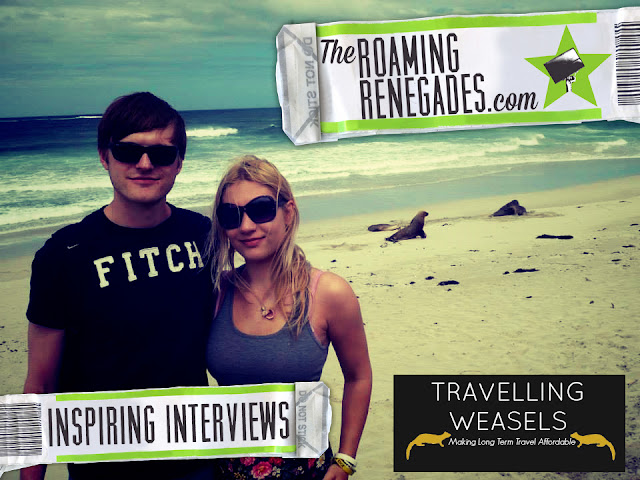 Travelling Weasels, Tanbay, Laura, traveling, housesitting, housesitting tips, travel, interview, inspiration, couple travellers, travelers,