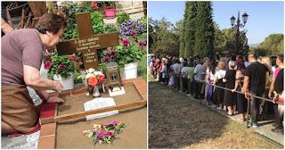 Άγιος Παΐσιος: Χιλιάδες πιστοί από όλη την Ελλάδα πάνε να προσκυνήσουν τον τάφο του