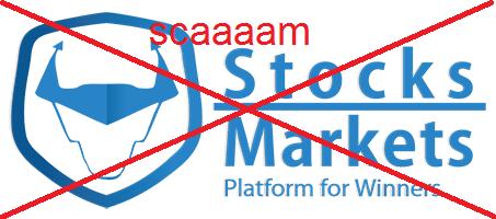 تحذير من الشركة الوهمية stocksmarkets , StocksM