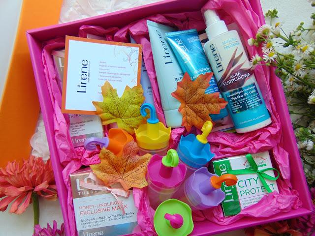 Lirene - Przegląd cudownej paczki z nowościami marki