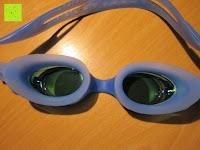 innen: »Snake« Schwimmbrille, 100% UV-Schutz + Antibeschlag. Starkes Silikonband + stabile Box. TOP-MARKEN-QUALITÄT! Große Farbauswahl.